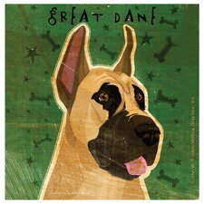 Great Dane Occasions Coasters Set (Set of 4)