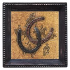 Horseshoe Ambiance Coaster Set (Set of 4)