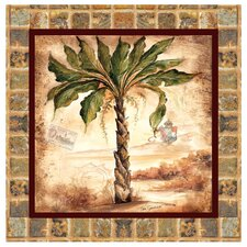 Palms II Occasions Coasters Set (Set of 4)