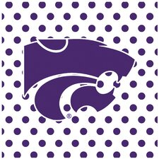 Kansas State University Occasions Square Trivet