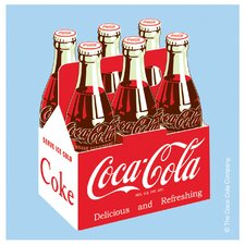 Coke Bright Refreshing Occasions Coasters Set (Set of 4)
