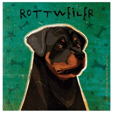 Rottweiler Occasions Coasters Set (Set of 4)