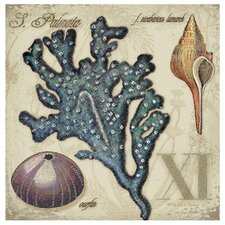 Sea Life XI Occasions Coasters Set (Set of 4)
