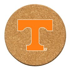University of Tennessee Cork Collegiate Coaster Set (Set of 6)
