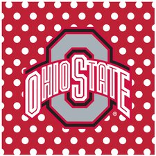 Ohio State University Square Occasions Trivet