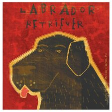 Labrador Retriever Occasions Coasters Set (Set of 4)