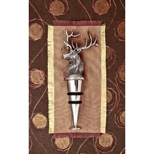 Elk Wine Stopper