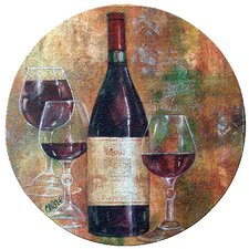 <strong>Thirstystone</strong> Pinot I Cork Coaster Set (Set of 6)