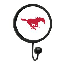 Southern Methodist University Round Wall Hook