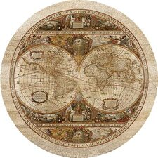 Old World Passages Coaster (Set of 4)