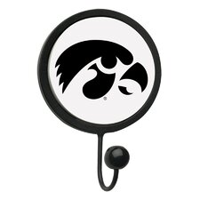 University of Iowa Round Wall Hook