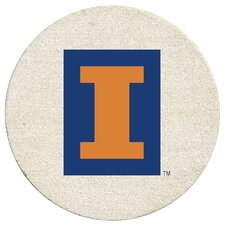 <strong>Thirstystone</strong> University of Illinois Collegiate Coaster (Set of 4)