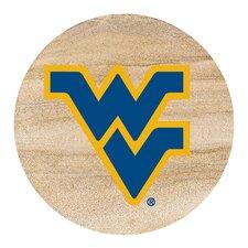 West Virginia University Collegiate Coaster (Set of 4)