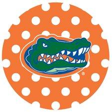 University of Florida Dots Collegiate Coaster (Set of 4)