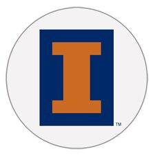 University of Illinois Collegiate Coaster (Set of 4)