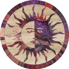 Sun Moon Coaster (Set of 4)