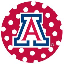 University of Arizona Dots Collegiate Coaster (Set of 4)