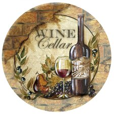 <strong>Thirstystone</strong> Wine Cellar II Occasions Coaster (Set of 4)