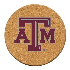 Texas A & M University Cork Collegiate Coaster Set (Set of 6)