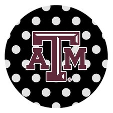 Collegiate Coaster Texas A and M Dots (Set of 4)