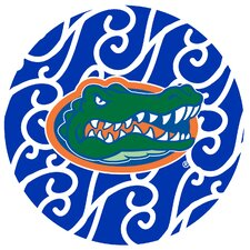 University of Florida Swirls Collegiate Coaster (Set of 4)