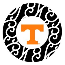 University of Tennessee Swirls Collegiate Coaster (Set of 4)