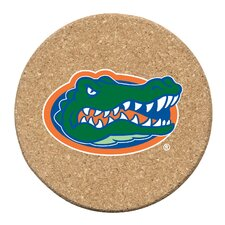 University of Florida Cork Collegiate Coaster Set (Set of 6)