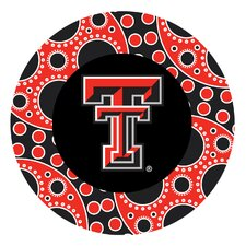 Texas Tech University Circles Collegiate Coaster (Set of 4)