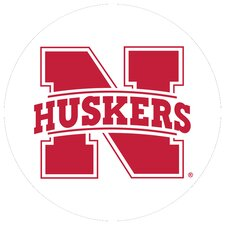 University of Nebraska Collegiate Coaster (Set of 4)