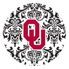 University of Oklahoma Collegiate Coaster (Set of 4)