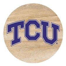 Texas Christian University Collegiate Coaster (Set of 4)