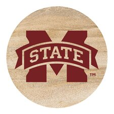 Mississippi State Collegiate Coaster (Set of 4)