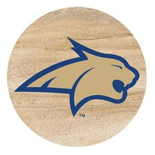 Montana State University Collegiate Coaster (Set of 4)
