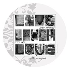 <strong>Thirstystone</strong> Live Laugh Love Occasions Coaster (Set of 4)