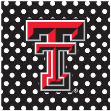 Texas Tech University Square Occasions Trivet