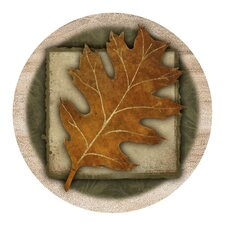 Oak Leaf Coaster (Set of 4)