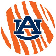 Auburn University Stripes Collegiate Coaster (Set of 4)