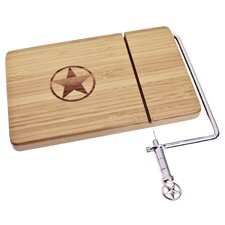 Western Star Bamboo Cheese Slicer