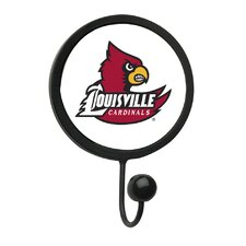 University of Louisville Round Wall Hook