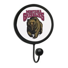 University of Montana Round Wall Hook