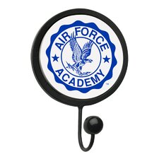 Air Force Academy Round Wall Hook