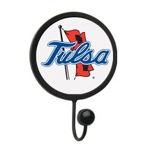 University of Tulsa Round Wall Hook