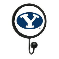 Brigham Young University Round Wall Hook