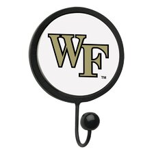 Wake Forest University Round Wall Hook