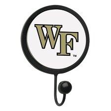 Wake Forest University Round Wall Hook