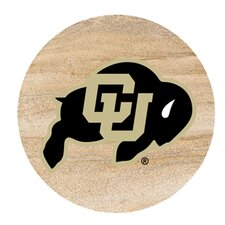 University of Colorado Collegiate Coaster (Set of 4)