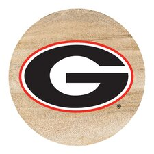University of Georgia Collegiate Coaster (Set of 4)