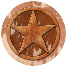 Texas Lone Star Occasions Coaster (Set of 4)