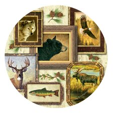 Wildlife Occasions Coaster (Set of 4)