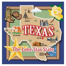 True Texas Occasions Coasters Set (Set of 4)